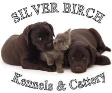 Silver Birch Boarding Kennels Logo