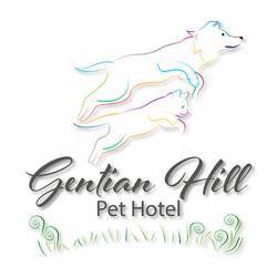 Gentian Hill Boarding Kennels Logo