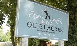 Quiet Acres Boarding Kennels Boarding Kennels Logo