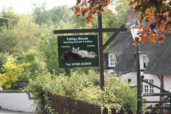 Tabley Brook Kennels & Cattery in Cheshire