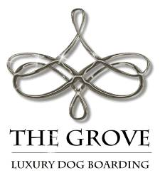 The Grove Luxury Dog Boarding Boarding Kennels Logo