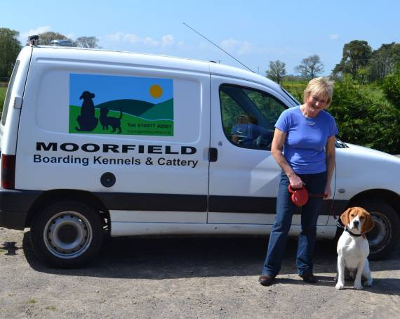 Moorfield Boarding Kennels in Cumbria